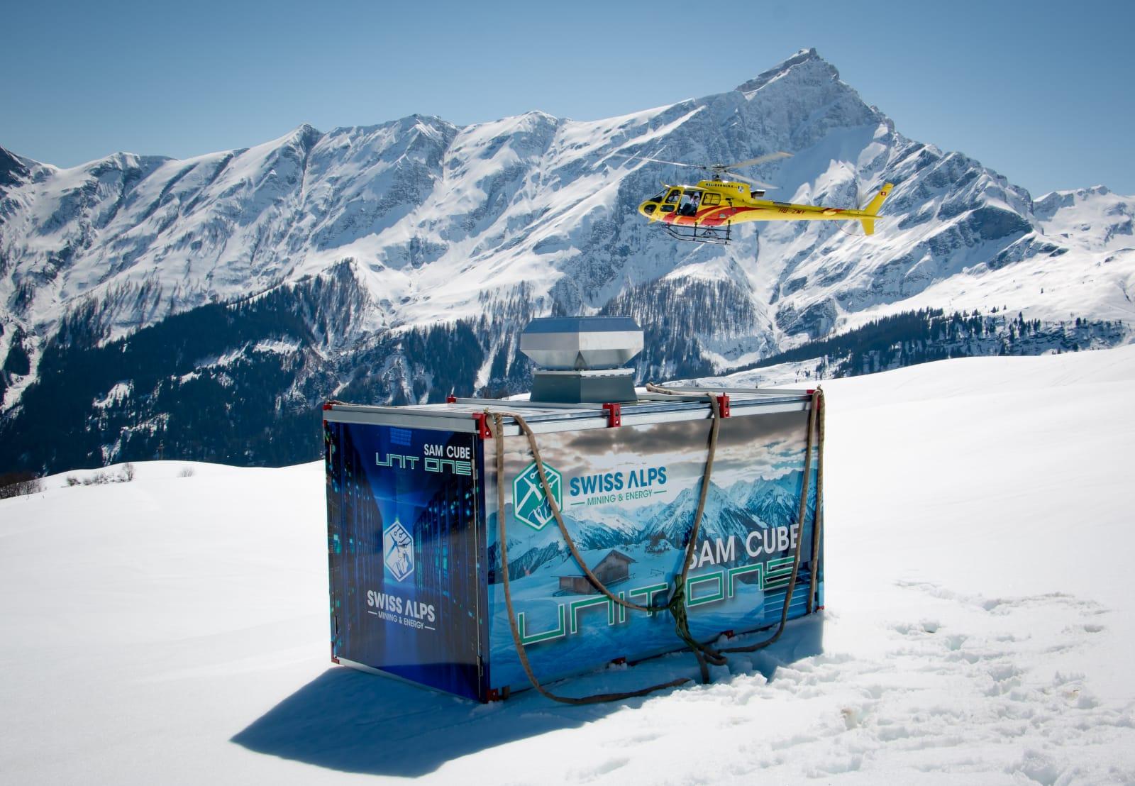 Компания Swiss Alps Energy AG (SAE) выступила с инициативой открыть в Швейцарских Альпах майнинговые центры. Разместить энергоёмкие производства предлагается высоко в горах на заброшенных фермах.